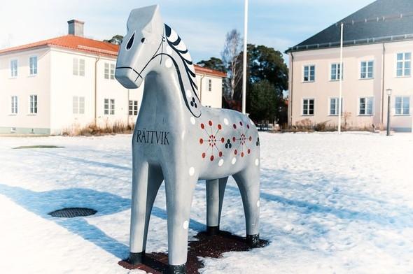 Dalahäst в городе Рэттвик. Изображение № 56.