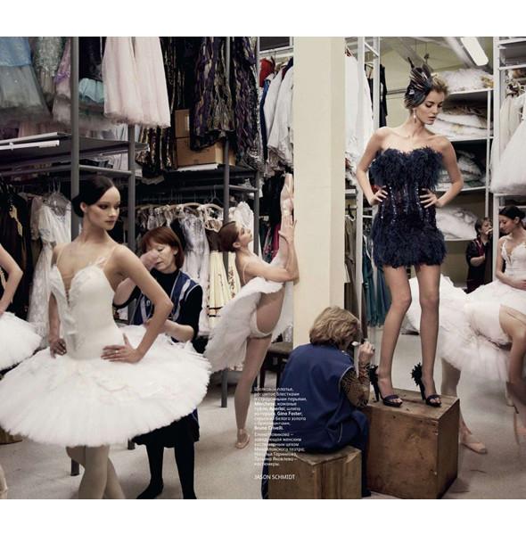 Изображение 72. Dance, dance, dance: 10 съемок, вдохновленных балетом.. Изображение № 77.