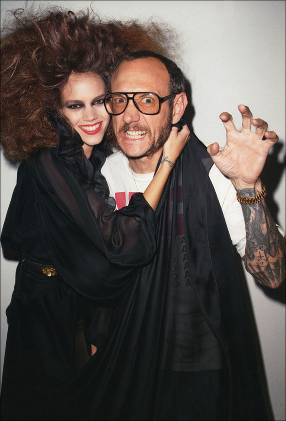 Purple Fashion: Best of the season by Terry Richardson. Изображение № 7.