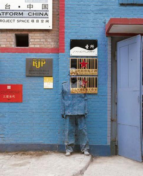 Лю Болинь, художник-хамелеон. Изображение № 21.