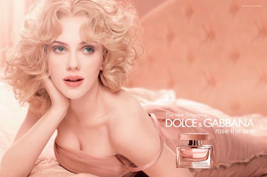 Скарлетт Йоханссон дляDolce & Gabbana. Изображение № 4.