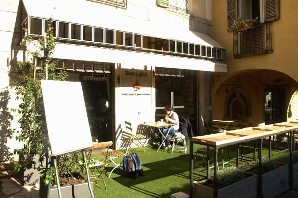 Кафе Benigni. Изображение № 45.