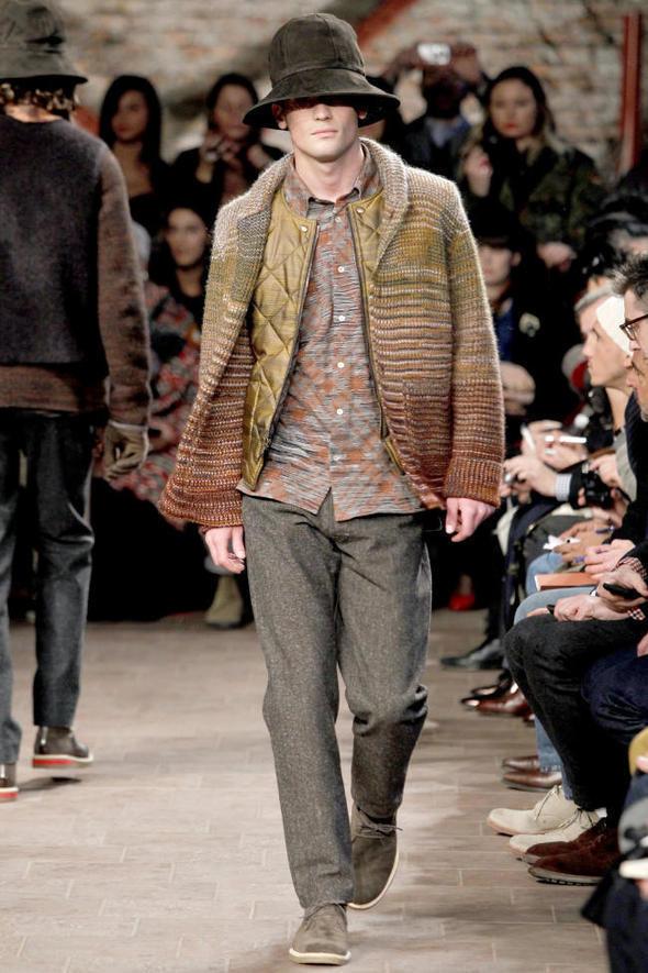 Изображение 72. Milan Fashion Week. Часть 1.. Изображение № 88.