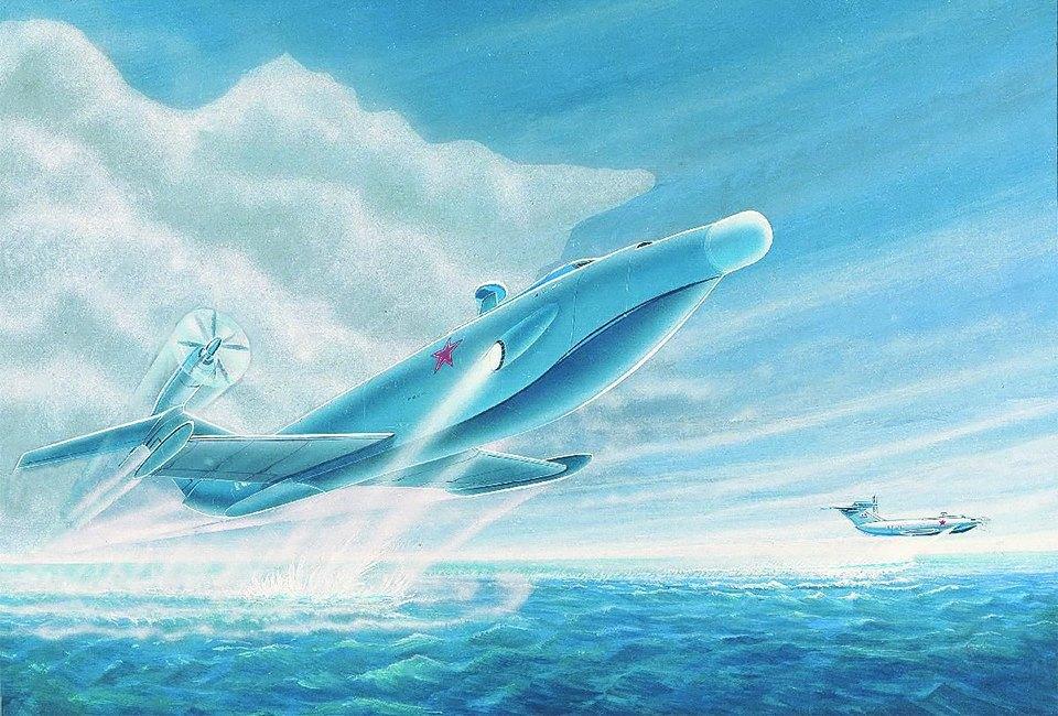 СССР глазами американцев: 8 концептов футуристического оружия. Изображение № 6.