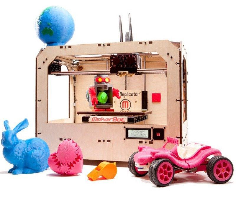 Новая алхимия: 3D-принтеры и отпечаток будущего. Изображение № 6.