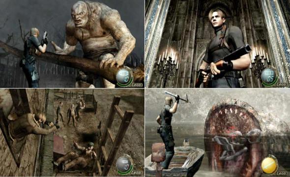 История Resident Evil. Изображение № 10.