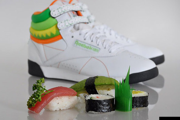 REEBOK FREESTYLE (SUSHI PACK). Изображение № 8.