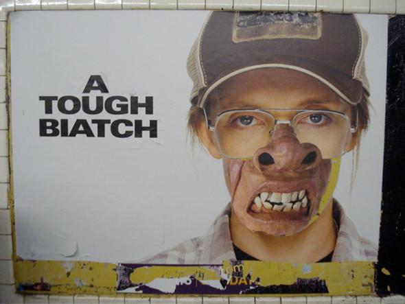 Poster Boy осужден за вандализм. Изображение № 10.