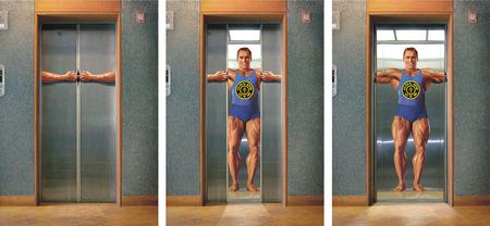 Лифты – затейники. Вертикальная жизнь. Изображение № 2.