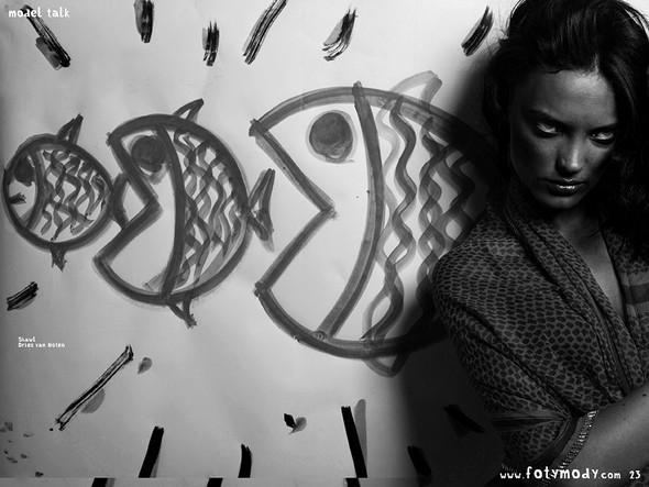 10 последних съемок Нати Чабаненко (Naty Chabanenko). Изображение № 38.