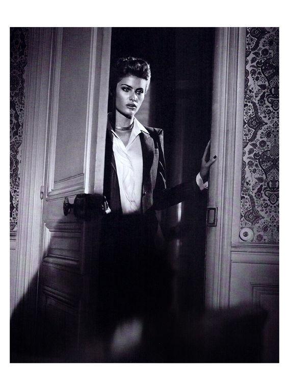 Съёмка: Изабели Фонтана для Vogue. Изображение № 14.