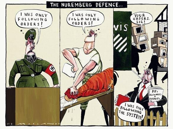 Политические карикатуры отMorten Morland. Изображение № 8.