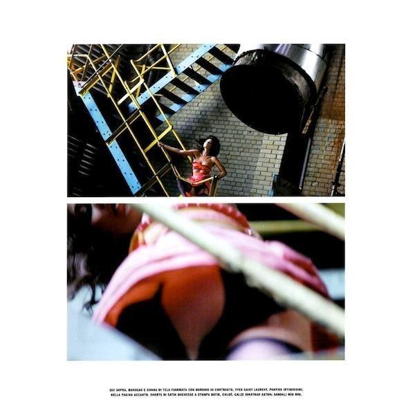 Новые съемки: Interview, Numero, Vogue и Zoo. Изображение № 43.