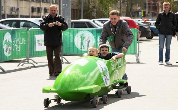 Челябинск открыл новый сезон «Больших Игр МегаФона» 2012!. Изображение № 1.