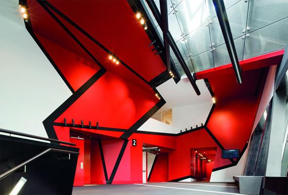 Театр вМельбурне. Изображение № 6.
