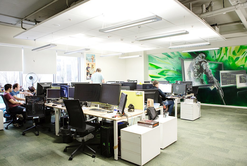 Где работают создатели процессоров Nvidia. Изображение № 7.
