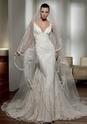 """""""Выбираем свадебное платье!"""" 93 идеи ведущих дизайнеров. Изображение № 80."""