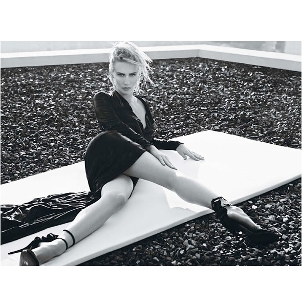 Изображение 44. Съемки: Harper's Bazaar, Marie Claire, Vogue и W.. Изображение № 44.