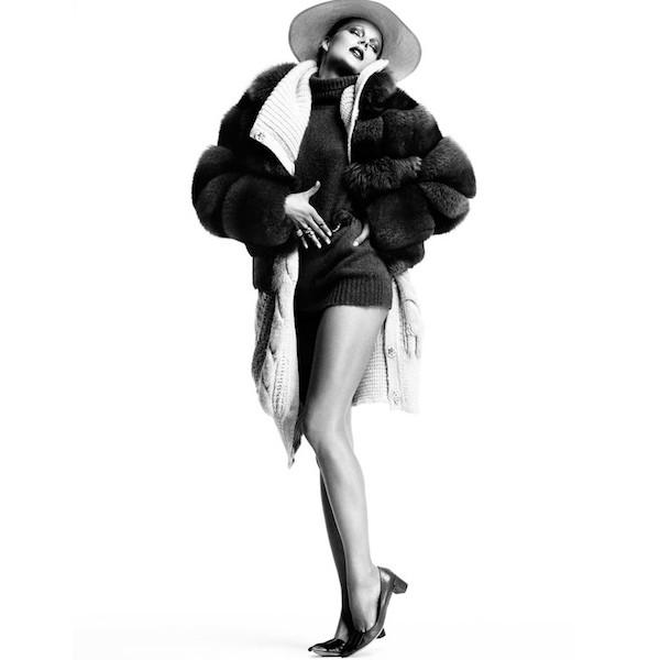 5 новых съемок: Dossier, Muse и Vogue. Изображение № 48.