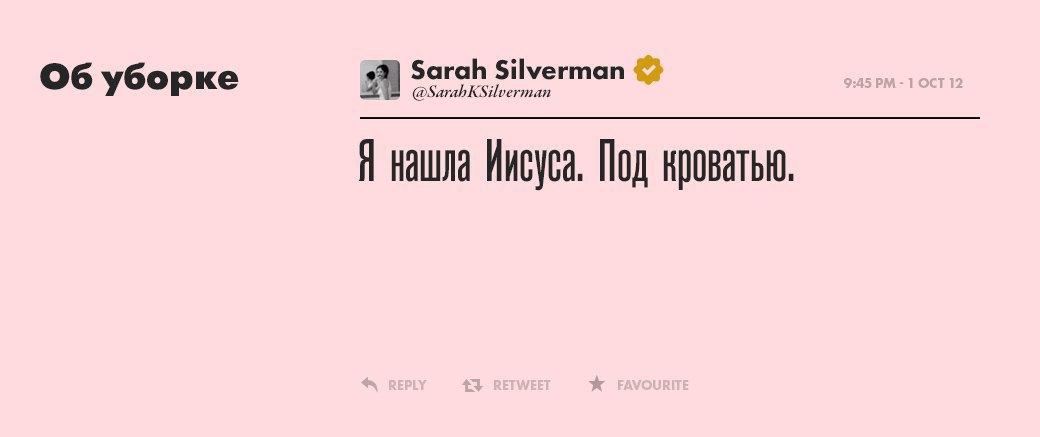 Сара Сильверман,  смешная девчонка. Изображение № 13.