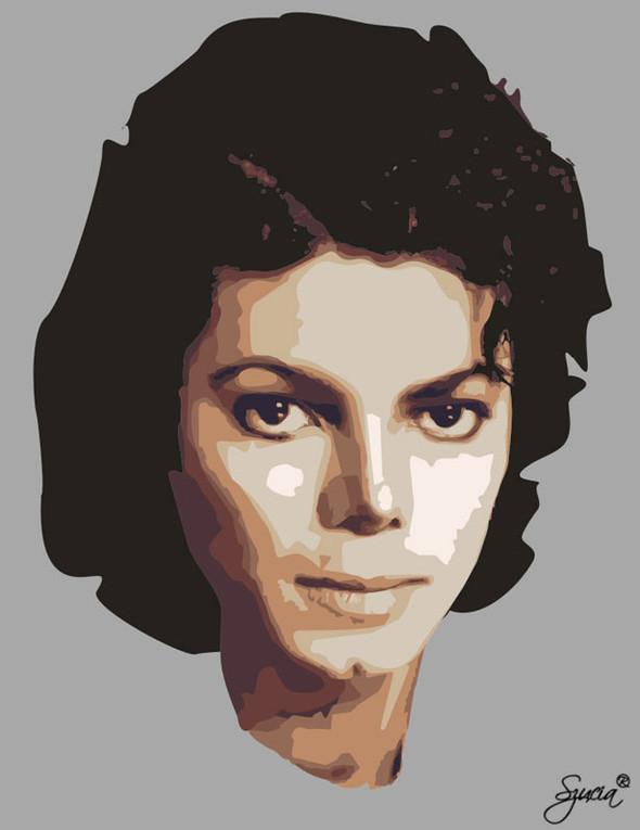 Портреты Michael Jackson. Изображение № 11.