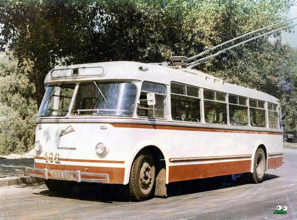 Первые троллейбусы. Изображение № 24.