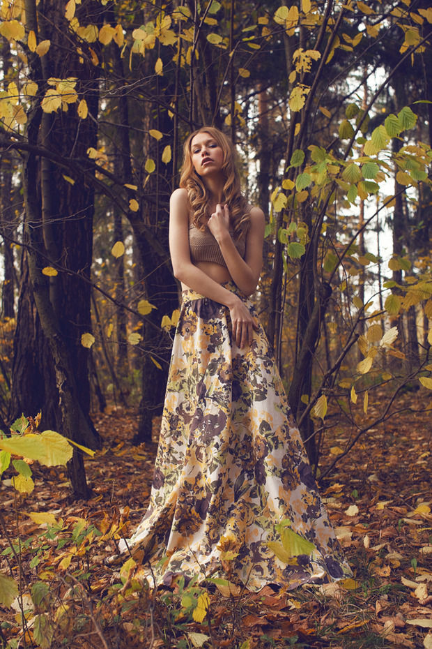 "Новый lookbook ANaзarova ""Fairy Tale"" Fall-Winter 2012-2013. Изображение № 18."