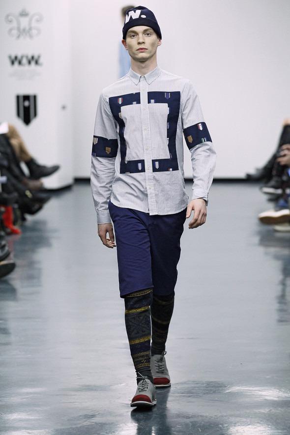 Berlin Fashion Week A/W 2012: Wood Wood. Изображение № 24.