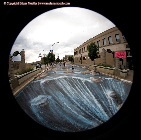 Сенсация: тектонический разлом наулицах города!. Изображение № 16.
