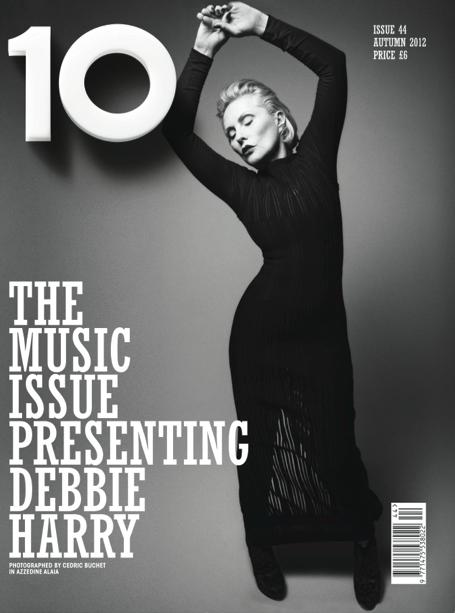 Вышли обложки новых номеров Vogue, Ten, Vs. и Dossier. Изображение № 2.