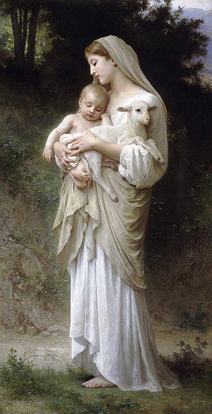 Французский живописец Адольф Вильям Бугро. Изображение № 8.