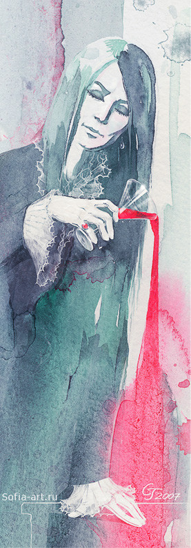 Иллюстратор Софья Голованова. Изображение № 7.