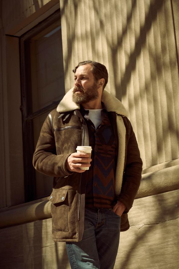 Новые мужские лукбуки Louis Vuitton, Marc Jacobs и Fred Perry. Изображение № 43.