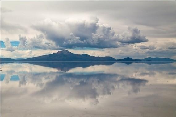 Изображение 3. Зеркало Земли - озеро Salar de Uyuni.. Изображение № 7.