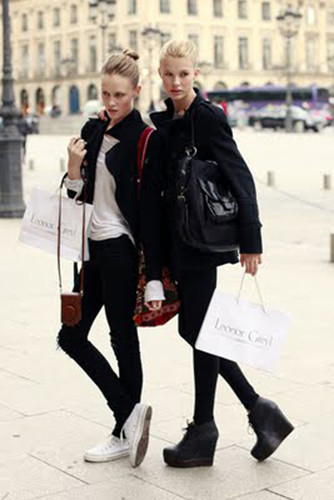 Почему fashion-блоггеры любят Acne?. Изображение № 12.
