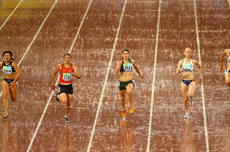 Лучшие фотографии Паралимпийских игр-2008 вПекине. Изображение № 3.