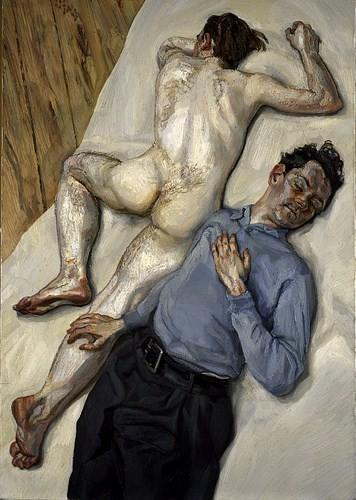 Умер Люсьен Фройд, один из самых известных британских художников. Изображение № 17.