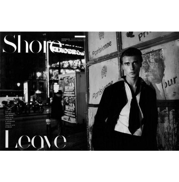 Изображение 25. Мужские съемки: GQ, Vogue Hommes и другие.. Изображение № 23.