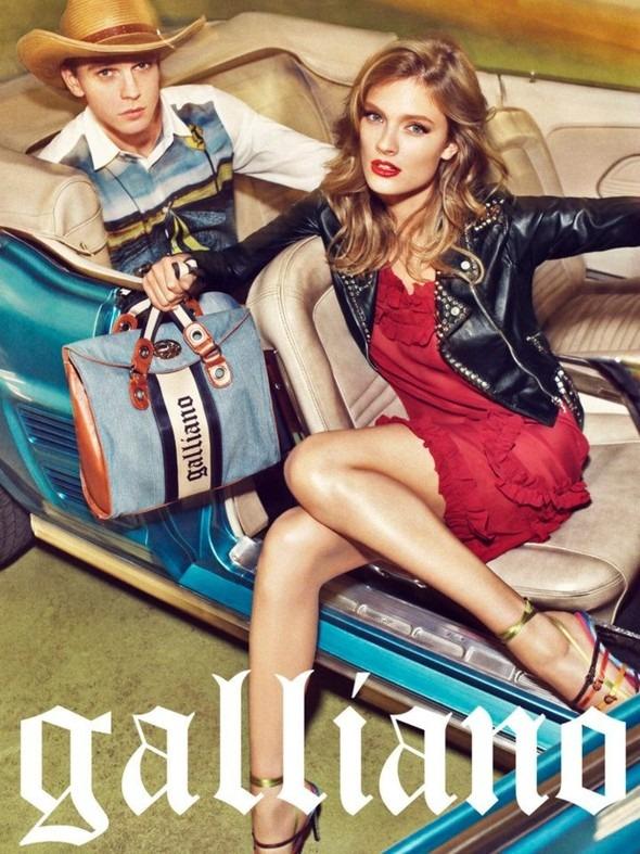 Кампания: Galliano SS 2012. Изображение № 1.