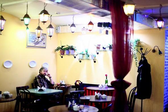 """""""РЕЦЕПТОР"""" - кафе-бар современного творчества. Изображение № 1."""