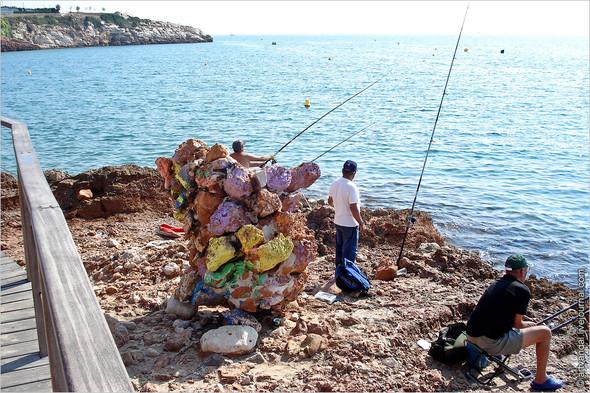 Граффити и стикеры Салоу, Испания. Изображение № 12.