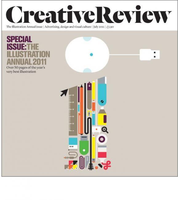 Самые красивые обложки журналов в 2011 году. Изображение № 20.