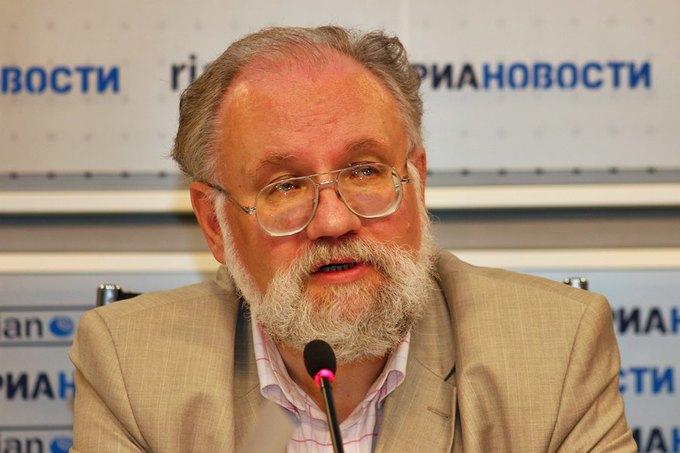 Председатель ЦИК Владимир Чуров. Изображение № 1.