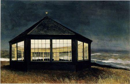 Andrew Wyeth- живопись длясозерцания иразмышления. Изображение № 28.
