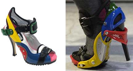 Туфли-трансформеры. Изображение № 3.