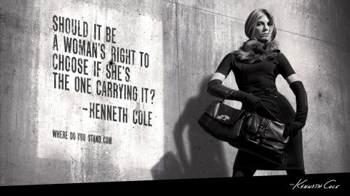 Кампания: Kenneth Cole FW 2011. Изображение № 1.