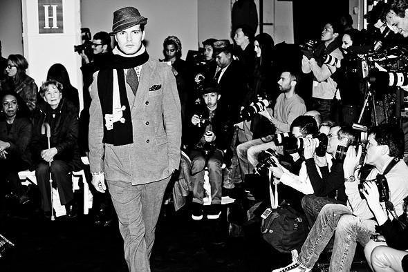 Неделя моды в Нью-Йорке: Репортаж. Изображение №57.