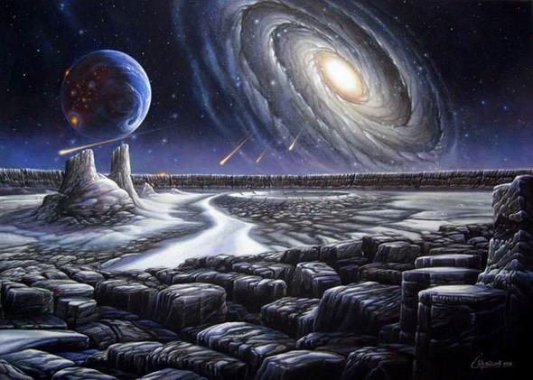 Вселенная Сергея Крайнева. Изображение № 4.