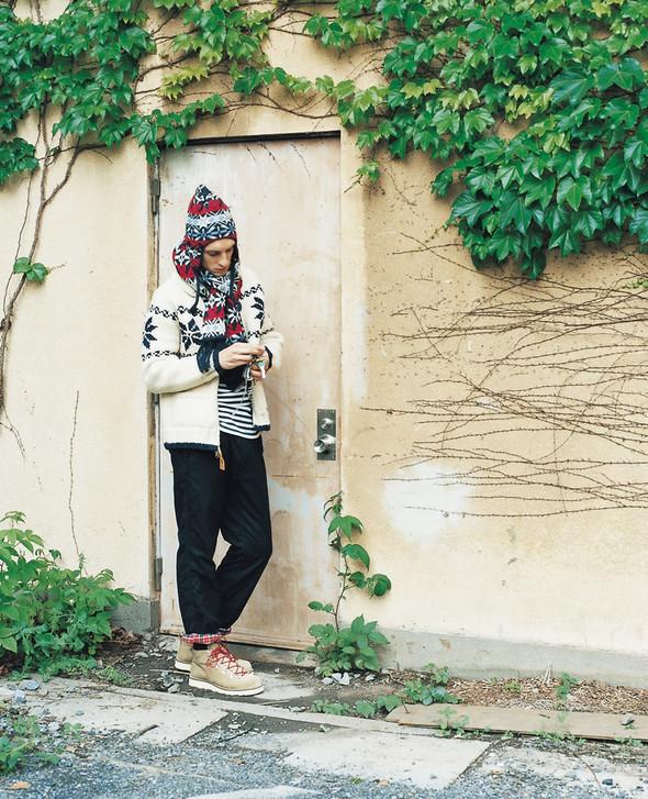 SOPHNET Fall/Winter 2011 Lookbook. Изображение № 14.