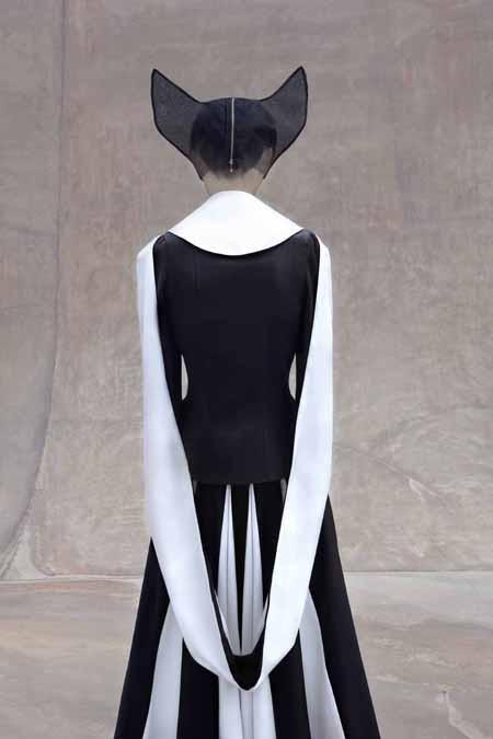 Японский минимализм в одежде – кошечки от Max Tan. Изображение № 10.